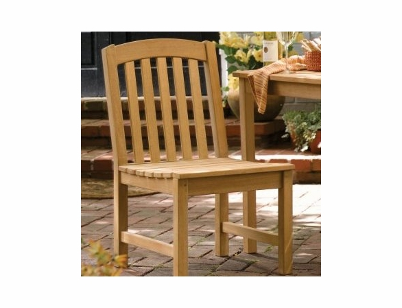 Oxford Garden Chadwick Shorea Sidechair - Reduced Closeout Pricing
