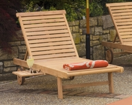 Oxford Garden Chaise Lounges
