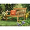 Oxford Garden Classic 4' Shorea Bench - Summer Sale Event Additional Discounts - Lasts 'til Sept 8
