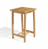 "Oxford Garden Dartmoor 28"" Square Shorea Bar Table - Reduced Closeout Pricing"
