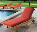 Oxford Garden Oxford Shorea Chaise Lounge - Discounted Labor Day Event Pricing