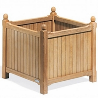 "Oxford Garden Shorea English Planter 28"" - End Of Season SALE!"