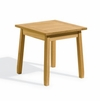 "Oxford Garden Siena Shorea 19.5"" Side Table"