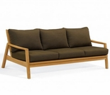 Oxford Garden Siena Shorea Sofa