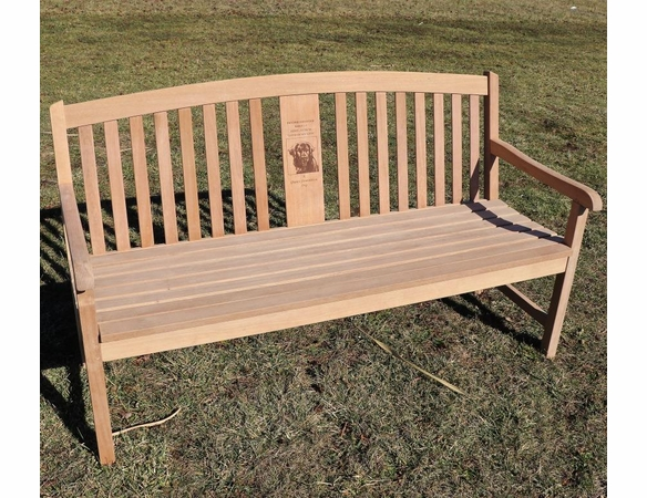 Oxford Garden Signature Series 5ft Shorea Bench
