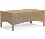 Oxford Garden Torbay Wicker Coffee Table
