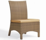 Oxford Garden Torbay Wicker Side Chair (Set of 2)