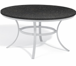 "Oxford Garden Travira 48"" Round Lite-Core Top Dining Table - Additional Spring Discounts"