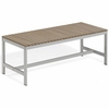 "Oxford Garden Travira 48"" Tekwood Backless Bench - Additional Spring Discounts"