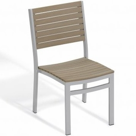 Oxford Garden Travira Tekwood Side Chair (Set of 2) - Additional Spring Discounts