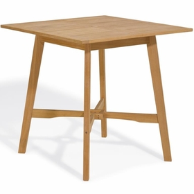 "Oxford Garden Wexford 42"" Shorea Bar Table"