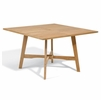 Oxford Garden Wexford Shorea 48' Square Dining Table - Summer Sale Event Additional Discounts - Lasts 'til Sept 8