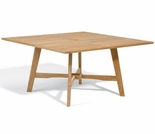 Oxford Garden Wexford Shorea 48' Square Dining Table