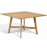 Oxford Garden Wexford Shorea 48' Square Dining Table - Additional Spring Discounts