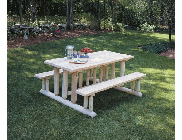 Park Style Picnic Table - Not Currently Available