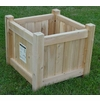 """Patio Deck Cube Planter - 18"""" and 24"""""""