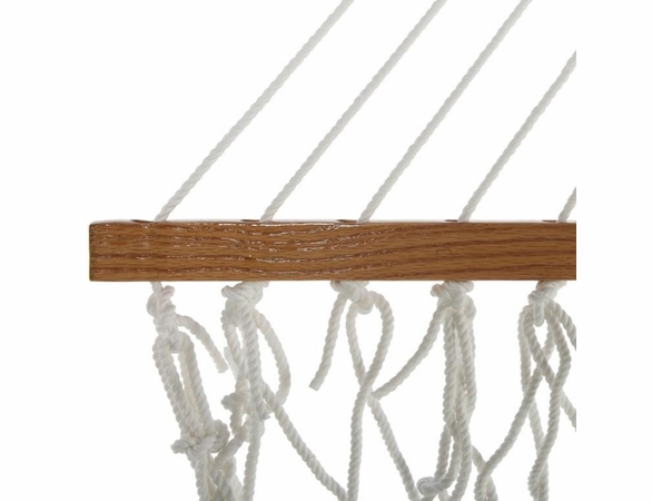 Pawleys Island Large Deluxe Polyester Rope Hammock