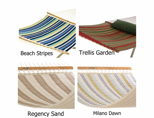Pawleys Island Large Quilted DuraCord Fabric Hammock