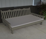 Pine Royal English Daybed