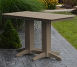 Polyresin 5' Bar Table