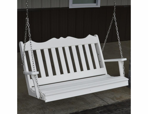 Polyresin Royal English Swing