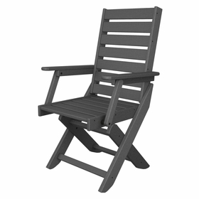 """POLYWOOD® Captain 39"""" Dining Chair"""