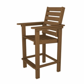"POLYWOOD® Captain 44"" Counter Chair"