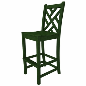 """POLYWOOD® Chippendale 48"""" Bar Side Chair"""