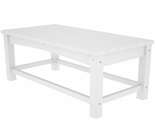 POLYWOOD® Club Coffee Table