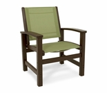"POLYWOOD® Coastal 36"" Dining Chair"