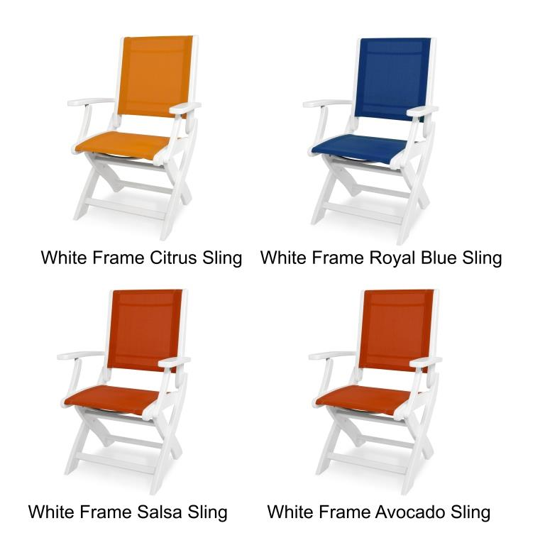 Brilliant Polywood Coastal Folding Dining Chair Dailytribune Chair Design For Home Dailytribuneorg