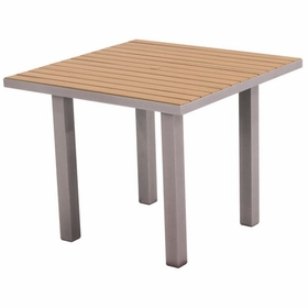"""POLYWOOD® Euro 36"""" Square Dining Table"""