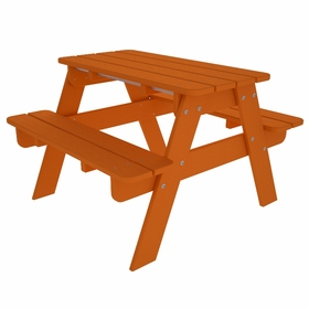 "POLYWOOD® Kids 30"" Picnic Table"