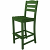 POLYWOOD® La Casa Cafe Bar Height Side Chair