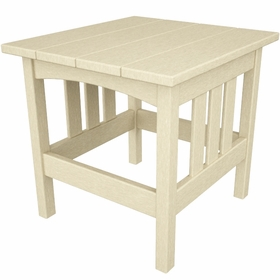 "POLYWOOD® Mission 22"" x 24"" Side Table"