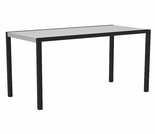 "POLYWOOD® MOD 36"" x 73"" Bar Table"