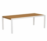 "POLYWOOD® MOD 36"" x 73"" Dining Table"