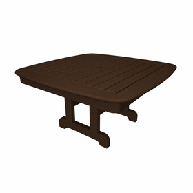 "POLYWOOD® Nautical 37"" Conversation Table"