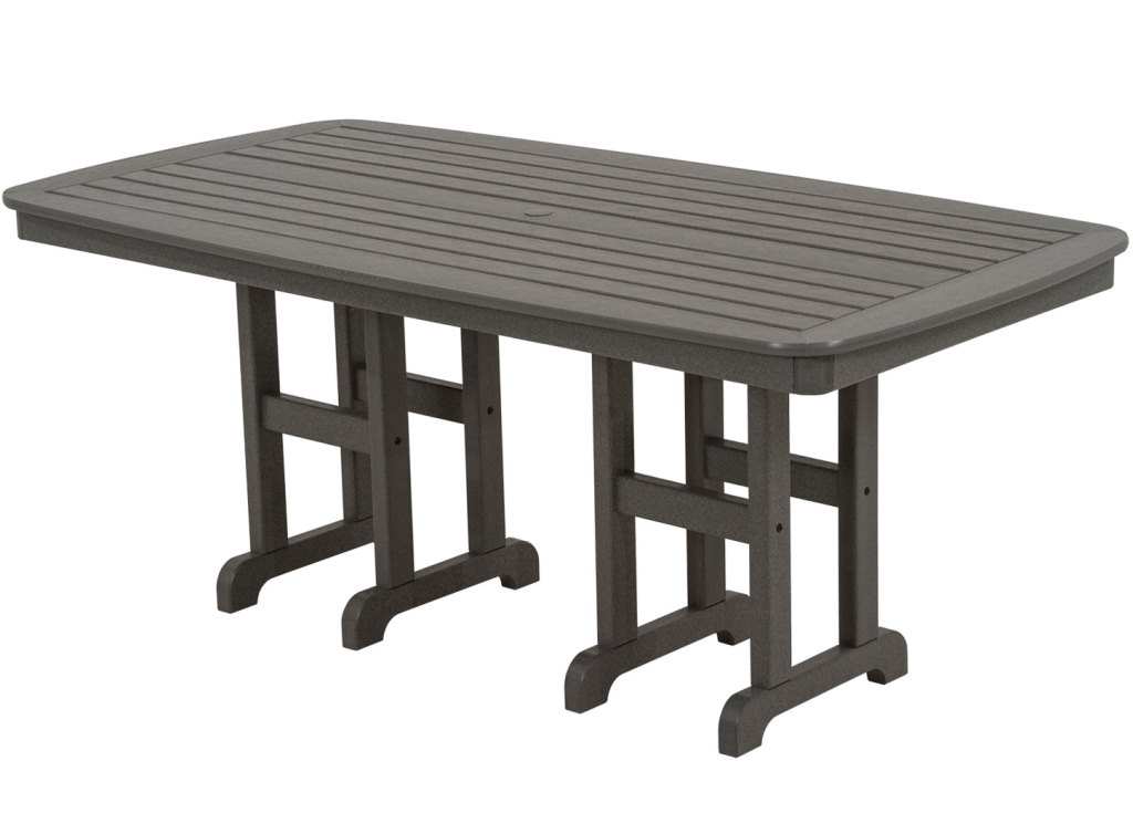 Polywood 174 Nautical 37 Inch By 72 Inch Dining Table