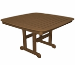 "POLYWOOD® Nautical 44"" Dining Table"