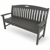 "POLYWOOD® Nautical 60"" Bench"