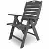POLYWOOD® Nautical Highback Chair