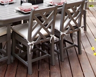 POLYWOOD® Outdoor Chippendale Collection
