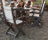POLYWOOD® Outdoor Coastal Collection