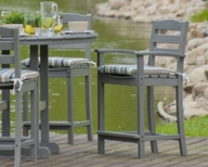 POLYWOOD® Outdoor La Casa Cafe Collection