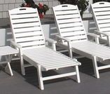POLYWOOD® Outdoor Nautical Collection