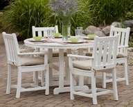 POLYWOOD® Outdoor Traditional Garden Collection