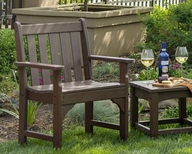 POLYWOOD® Outdoor Vineyard Collection
