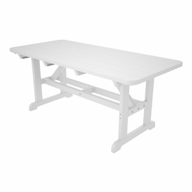 "POLYWOOD® Park 36"" x 72"" Harvester Picnic Table"