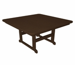 "POLYWOOD® Park 48"" Square Table"